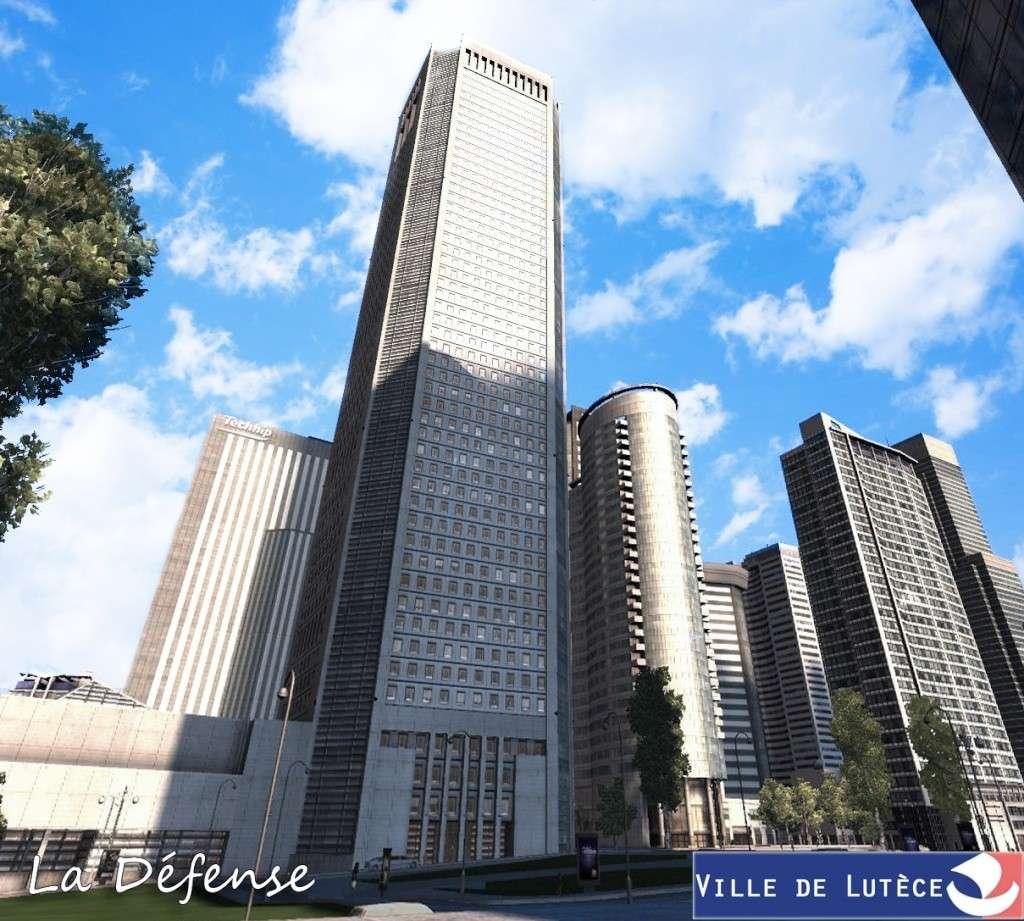 [CXL] Lutèce, RFGC - 2011 : avancement des travaux au 18/09/2011  [85%]  - Page 94 Lutece_CBD_defense2