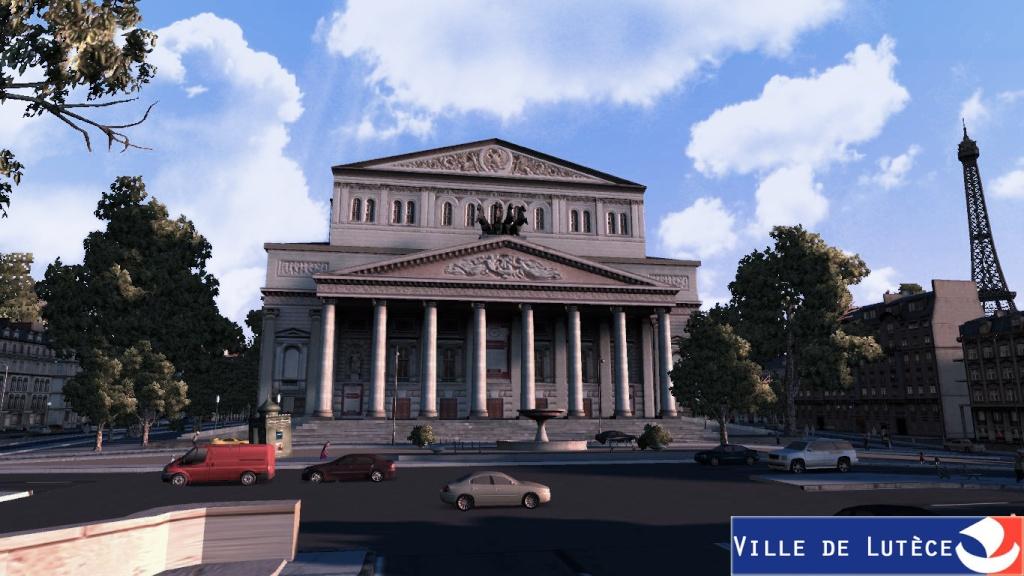 [CXL] Lutèce, RFGC - 2011 : avancement des travaux au 18/09/2011  [85%]  - Page 94 Lutece_Senat