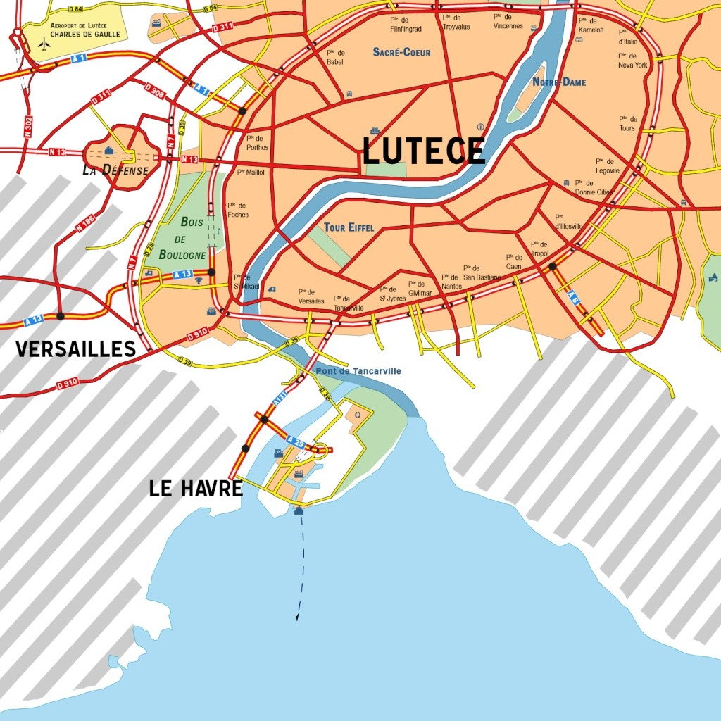 [CXL] Lutèce, RFGC - 2011 : avancement des travaux au 18/09/2011  [85%]  - Page 94 Lutece_Peripherique_%281%29