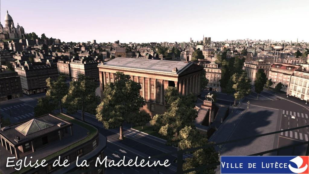 [CXL] Lutèce, RFGC - 2011 : avancement des travaux au 18/09/2011  [85%]  - Page 94 Lutece_madeleine