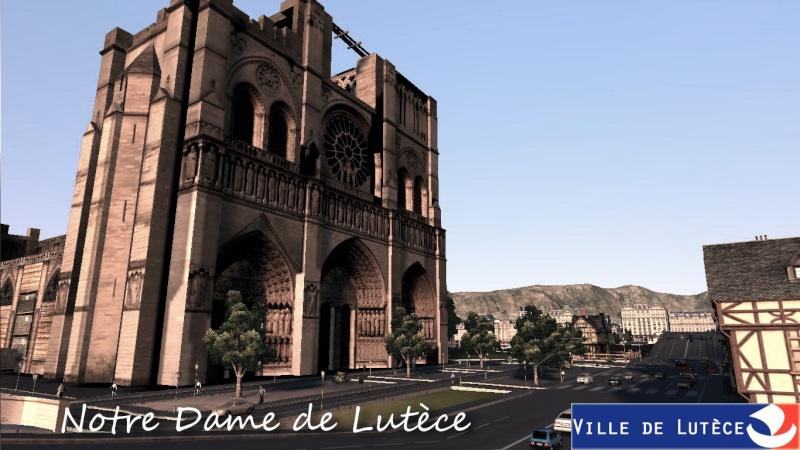 [CXL] Lutèce, RFGC - 2011 : avancement des travaux au 18/09/2011  [85%]  - Page 94 Lutece_notre_dame