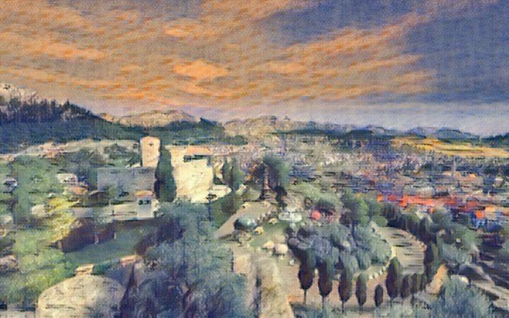 [Validé par l'AGS] 1793 : Apparition de l'art impressionniste a Lys (NED) Lys_au_couchant