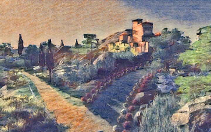 [Validé par l'AGS] 1793 : Apparition de l'art impressionniste a Lys (NED) Maison_rouge_de_Lys