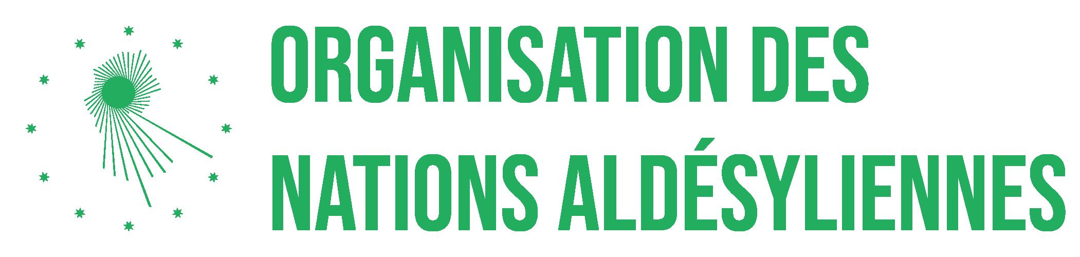 Logo de Organisation des Nations Aldésyliennes