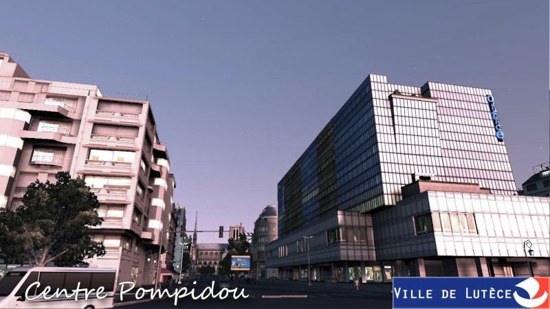 [CXL] Lutèce, RFGC - 2011 : avancement des travaux au 18/09/2011  [85%]  - Page 94 Lutece_pompidou_1