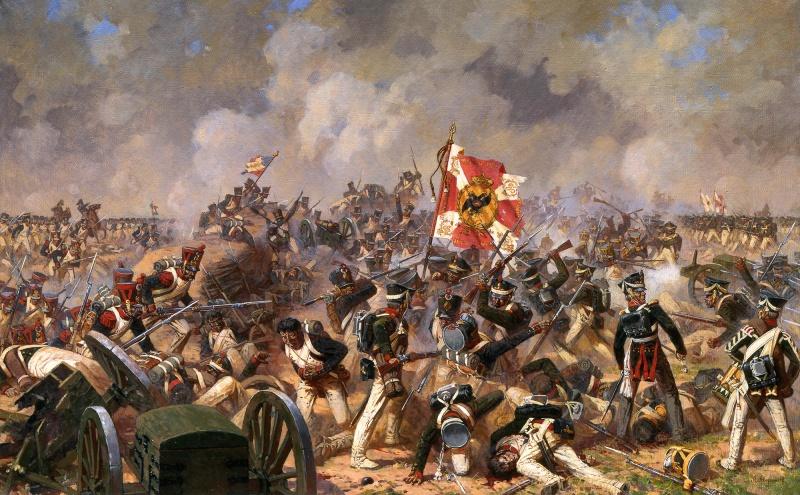 République des Royaumes de Vasel - Page 6 800px-BatailleQuesnoy